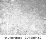 vector distressed halftone... | Shutterstock .eps vector #304685462