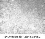 vector distressed halftone... | Shutterstock .eps vector #304685462