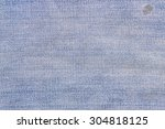 the blue jean is background | Shutterstock . vector #304818125