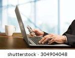 airport. | Shutterstock . vector #304904048