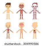 """""""my body""""  educational anatomy..."""
