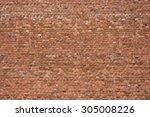 Red Brick Wall Texture Grunge...