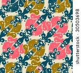 favorite flower | Shutterstock .eps vector #30503698
