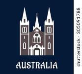 Australian Landmark Concept In...
