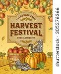 Harvest Festival Poster....