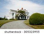 Small photo of Crossways Mansion - Newport - Rhode Island