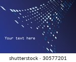 mosaic background | Shutterstock .eps vector #30577201