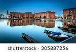 Albert Dock Warehouse In...