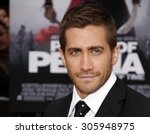 Small photo of Jake Gyllenhaal at the Los Angeles premiere of 'Prince Of Persia: The Sands Of Time' held at the Grauman's Chinese Theatre in Hollywood, USA on May 17, 2010.