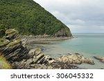 Wringapeak Headland  Woody Bay...