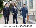 portrait of multi ethnic...   Shutterstock . vector #306084362
