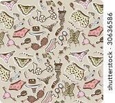 underwear. | Shutterstock .eps vector #30636586