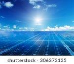 Solar Cell Power Energy Grid...