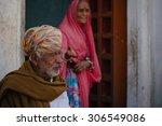 jaisalmer   march 22   women...   Shutterstock . vector #306549086