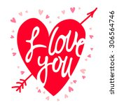 """the inscription """"i love you"""" in ... 