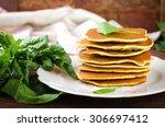 vegetarian gluten free spinach...