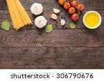 Pasta Ingredients. Tomato ...