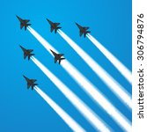 Military Fighter Jets During...