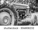 Old Massey Ferguson Tractor...