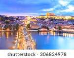 Prague Castle And The Charles...