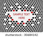 abstract background  sample... | Shutterstock .eps vector #30684142
