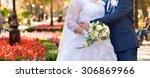 wedding couple | Shutterstock . vector #306869966
