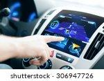 transport  destination  modern... | Shutterstock . vector #306947726