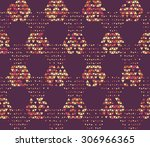 seamless hexagon pattern....   Shutterstock .eps vector #306966365