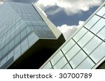 building and reflection | Shutterstock . vector #30700789