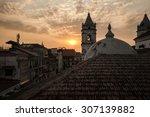 casco veijo  panama city  at... | Shutterstock . vector #307139882