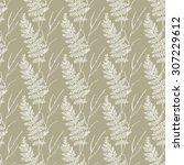 seamless  hand draw pattern... | Shutterstock . vector #307229612