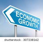 illustration depicting a sign... | Shutterstock . vector #307238162