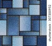seamless background pattern.... | Shutterstock .eps vector #307300952