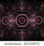 Jewelry Circles Fractal Patter...