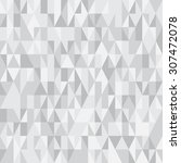 white  grey  abstract... | Shutterstock .eps vector #307472078