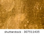 Old Brass Plate Background