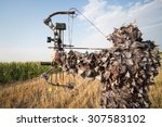 bow hunter   Shutterstock . vector #307583102