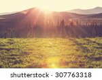 Tundra Landscapes Above Arctic...