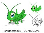 high quality detailed... | Shutterstock .eps vector #307830698