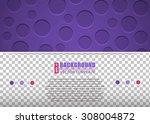 abstract creative concept...   Shutterstock .eps vector #308004872