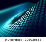 3d render of shiny metalplate...