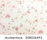 great retro background of some... | Shutterstock . vector #308036492