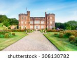a stately home at mount... | Shutterstock . vector #308130782