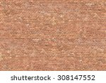 Red Brick Wall Texture...