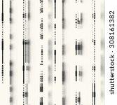 art abstract irregular and... | Shutterstock . vector #308161382