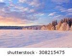 A Beautiful Lake In Finnish...