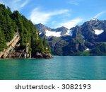 resurrection bay in alaska | Shutterstock . vector #3082193
