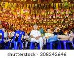 bangkok   october 2  2011 ... | Shutterstock . vector #308242646