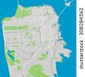 San Francisco Vector Map Ultra...