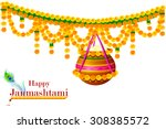 easy to edit vector... | Shutterstock .eps vector #308385572